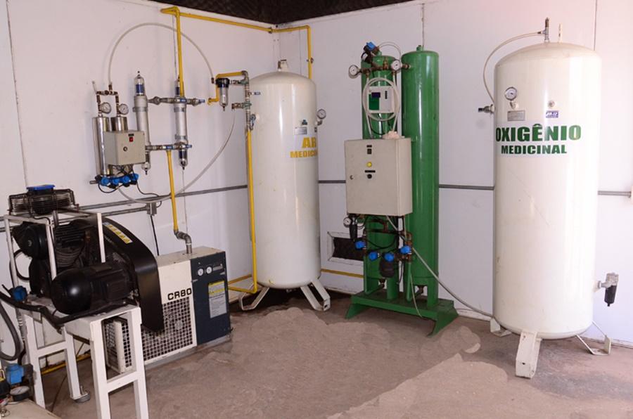 Repasse da Câmara permite à Santa Casa ter usina de oxigênio – Camara  Municipal de Itararé